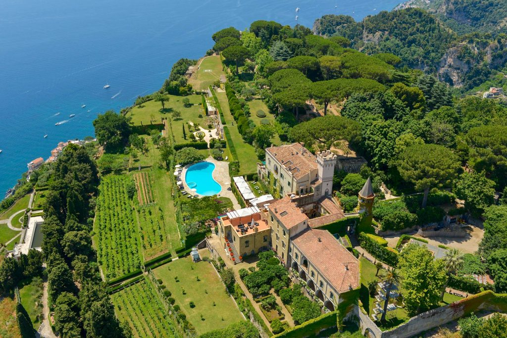 Win a stay at Villa Cimbrone